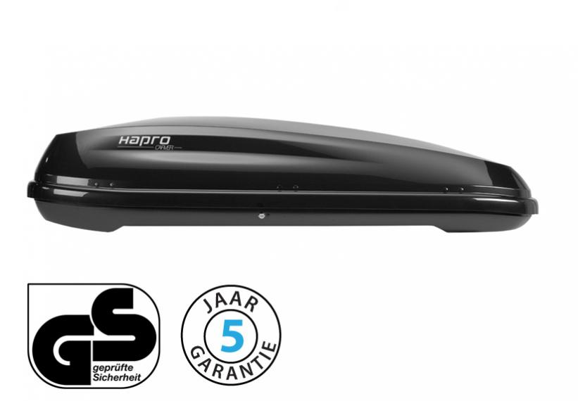 Hapro Carver 6.5 Brilliant Black bestellen